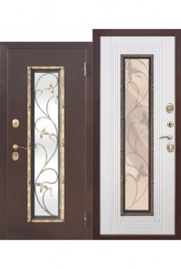 Entrance door -plushch-7-5-cm-color-white-ash
