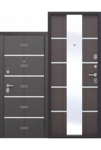 entrance-door-europe-9-5-cm,-color-wenge