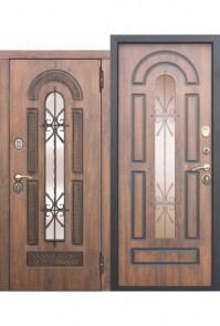vicont-front-door-color-walnut